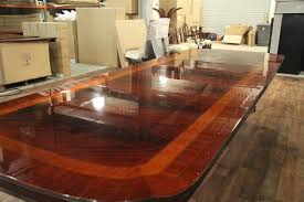 Dining Tables  Extra Long Dining Room Table Sets Of Well Extra - Long dining room table