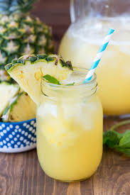 pineapple party punch punch recipes recipes and beverage