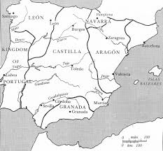 Burgos Spain Map by Maps 1100 U2013 1300 Europe U2013 The History Of England