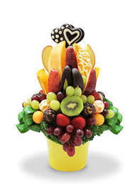 bouquet of fruits fruits in bloom