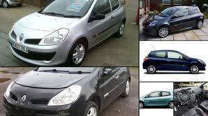 renault clio 2007 renault clio all years and modifications with reviews msrp