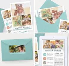 photography studio newsletter template photo studio digital