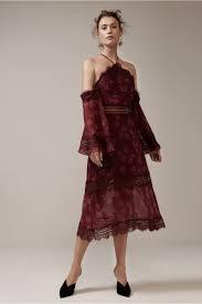 midi dress moonlight midi dress plum floral keepsake bnkr