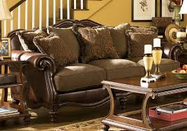 Claremore Antique Living Room Set Claremore Antique Sofa Louisville Overstock Warehouse