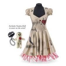 Voodoo Doll Halloween Costume Diy Voodoo Doll Costume