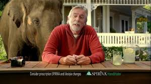 Spiriva Commercial Elephant Actress | spiriva tv commercial porch ispot tv