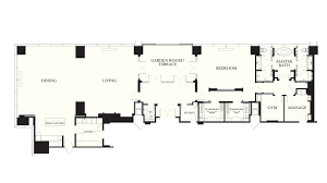 Massage Spa Floor Plans by N A