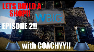 lets build a shop w big rust ep2 youtube
