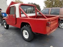 jeep scrambler 4 door 1983 jeep scrambler cj8 fire fighter