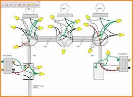 4 way switch wiring diagram multiple lights 4 way switch wiring diagram multiple lights 3 pdf with 2 in the