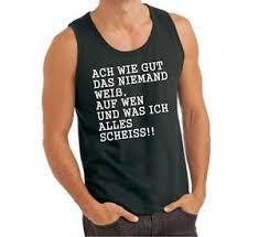 t shirt sprüche männer männer tank top muskelshirt t shirt spruch sprüche dk023 ebay