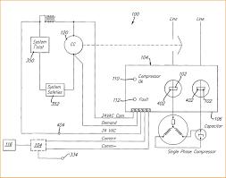 inspirational air compressor wiring diagram 230v 1 phase diagram