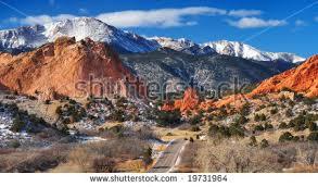 Pikes Peak Urban Gardens - colorado springs stock images royalty free images u0026 vectors