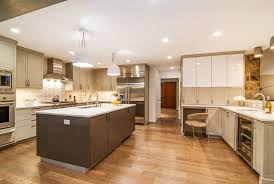 Sunrise Kitchen Cabinets Contemporary Kitchen With Hardwood Floors By Sunrise Building