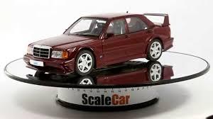 1 18 mercedes benz 190e 2 5 16v evo2 1989 by autoart youtube