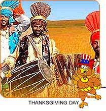 thanksgiving day celebration in india thanksgiving day in india