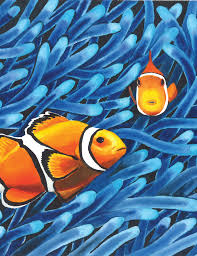 the art of painting sea life in watercolor the art of painting