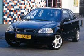 1995 honda civic hatchback honda civic 1995 2001 models 3 door hatchback