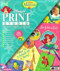 amazon mermaid print studio software