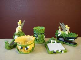 tinkerbell desk accessories set on the hunt