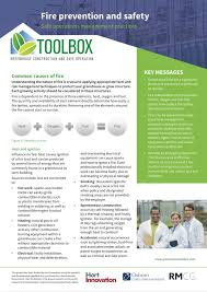 safe operations management practices u2014 toolbox for greenhouse