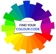 colour code chart find paint codes for cars car colour services