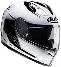 hjc motocross helmets hjc csr2 shield hjc fg st bolt helmet white black silver