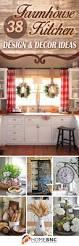 25 farmhouse kitchen design ideas remodeling an old farmhouse