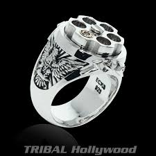 man steel rings images Unique mens rings tribal hollywood png