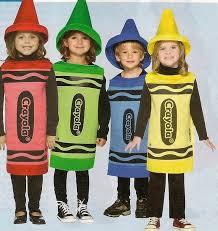 Crayon Halloween Costume 25 Crayon Costume Ideas Teacher Nail Art