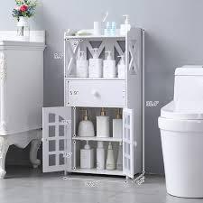 kitchen storage cabinets walmart bathroom storage cabinet waterproof kitchen storage cabinet pantry cabinet upgraded pvc bathroom cabinet organizer w a drawer 4 shelves storage