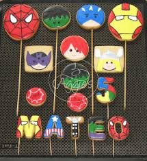 the avengers cookies cookie connection