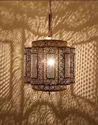 Morrocan Chandelier Antique Brass Moroccan Ceiling Lamp From Moroccan Bazaar Aawep