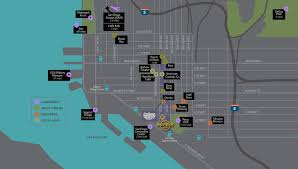 Chicago Trolley Tour Map by Things To Do In Downtown San Diego Hard Rock Hotel San Diego