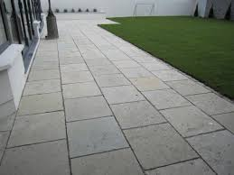 Limestone Patio Pavers by Patios And Paving Dublin U0026 Wicklow Landscaping Ie