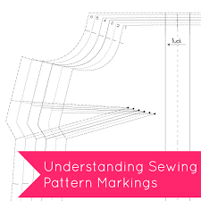 what does pattern mean tilly and the buttons understanding sewing pattern markings