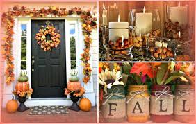 fall decorating ideas for the home home design youtube