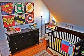 Marvel Baby Bedding Super Hero Nursery Contemporary Kids New York