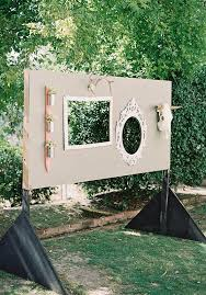 diy wedding photo booth 31 diy outdoor photo booth ideas from