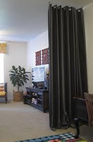 room dividers curtain ideas home design ideas