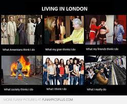 Meme London - living in london funny pictures