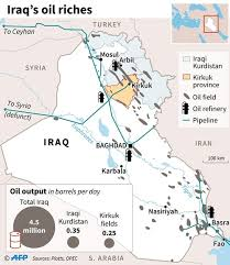 map of basra iraq increases basra exports by 200 000 bpd to make up for