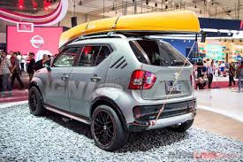 mitsubishi adventure 2017 price suzuki ignis water activity concept 2016 indonesia auto show
