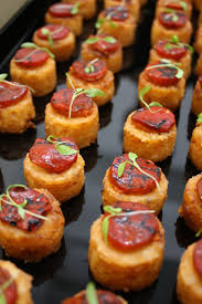 baked canapes 31 best canapes images on canapes food design and