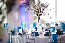 mariage bleu et blanc decoration de mariage bleu et blanc le mariage
