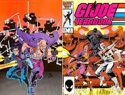 gi joe yearbook comic gi joe yearbook 3 nm 1987