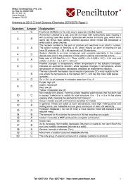 penciltutor u0027s answers to 2016 o level papers