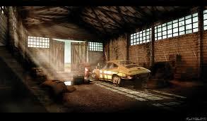porsche garage art oh poor porsche cars pinterest barn finds and cars