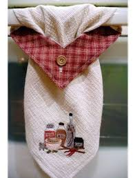 kitchen towel craft ideas free project instructions to embroider a topsy towel i need some to