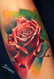 tattoo pictures color rose tattoos in color tattoo love